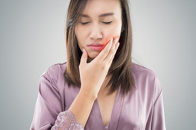 wisdom tooth pain