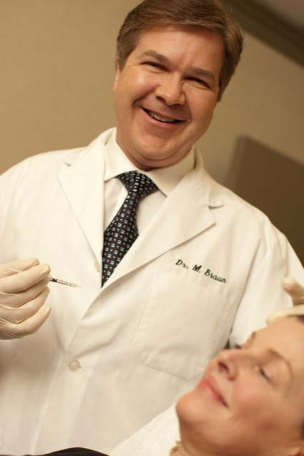getting ready treatment botox
