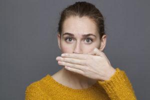 bleeding gums and bad breath