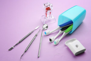 dental hygiene kit easy to use