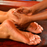 Feeling Stressed And Burned Out? Have A Relaxing Foot Massage